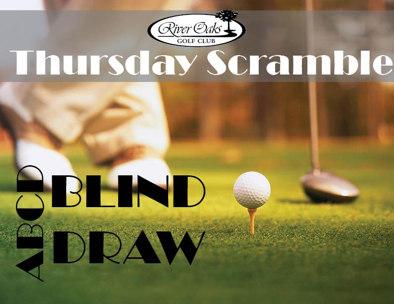 Thursday Scramble logo